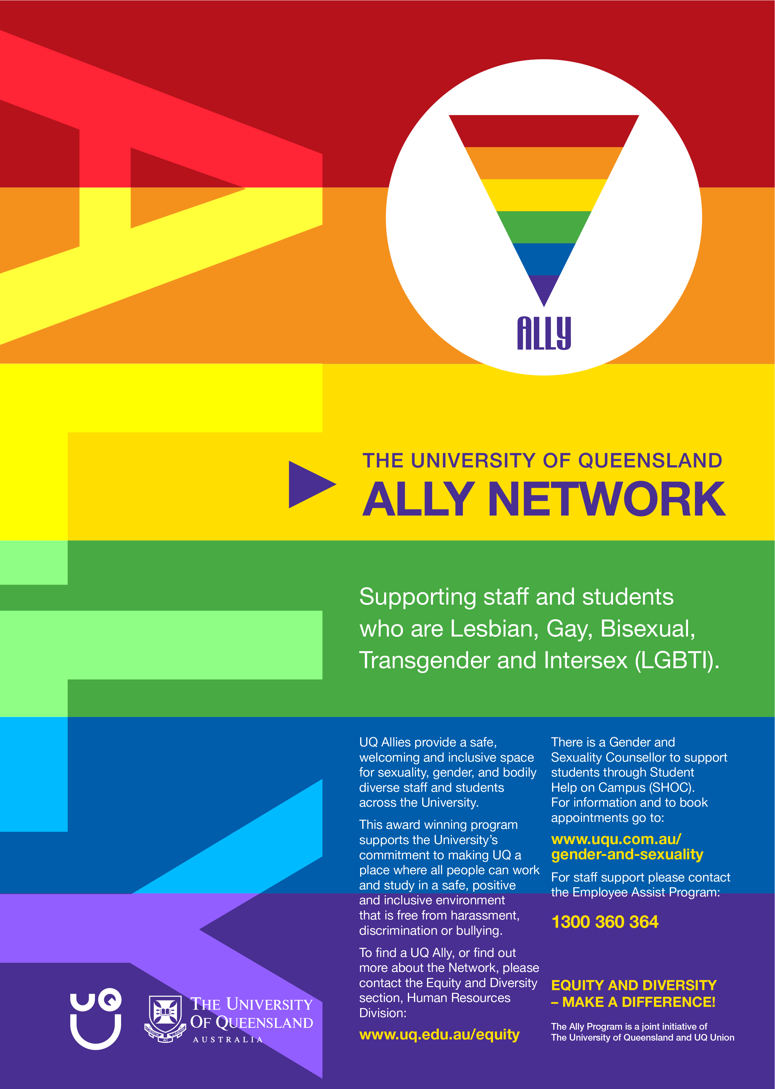 LGBTI, inclusion, diversity